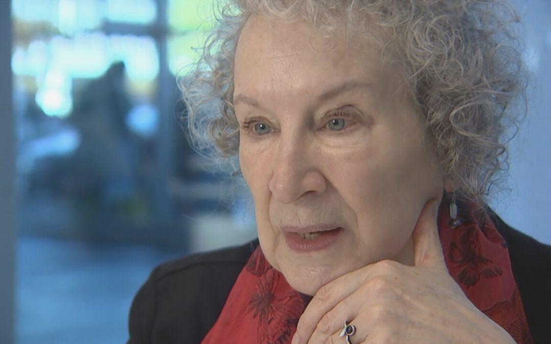 Margaret Atwood, Salman Rushdie